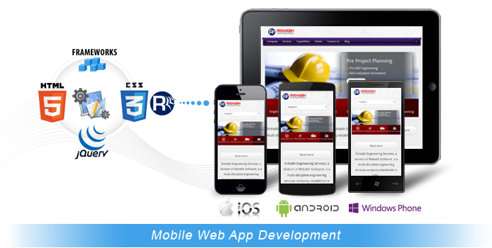 Mobile and Web Application